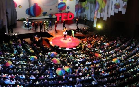 رویداد تد