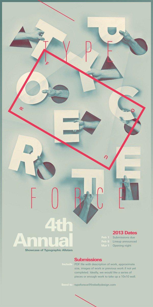 طراحی پوستر ۵