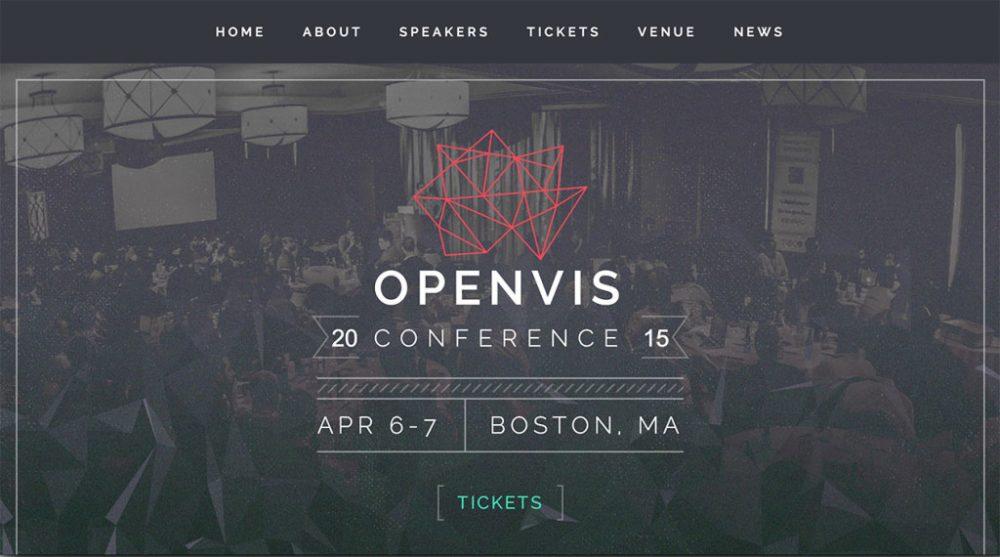 OpenVis Conf