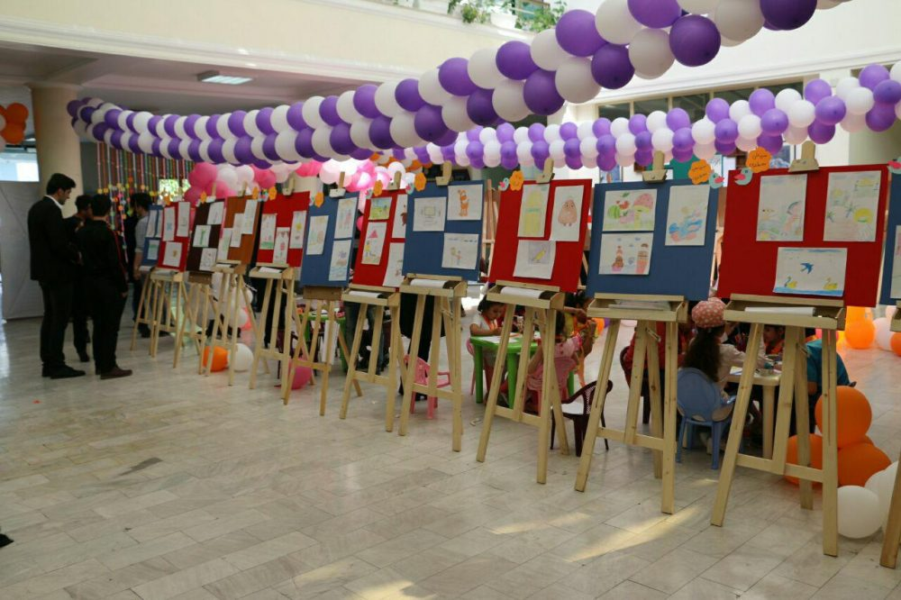 رویدادهای خیریه بنیاد دست های مهربان