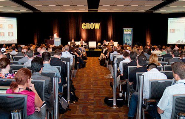 کنفرانس Grow