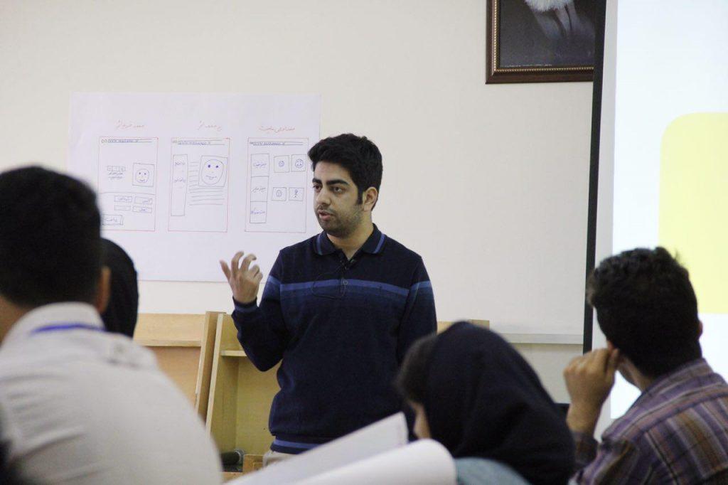 سخنسرا - حسام معینالدین