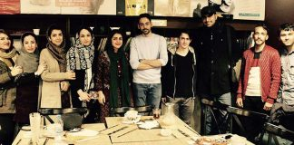 آموزش زبان - رویدادهای English Cafe